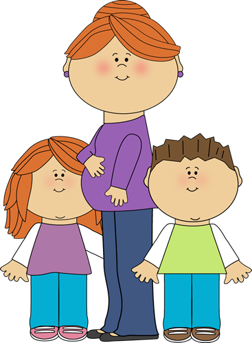 free clip art mother child - photo #5