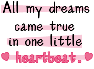 One Little Heartbeat