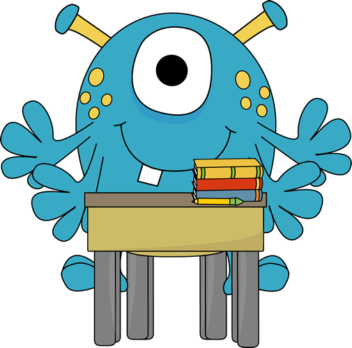 monster clip art monster images rh mycutegraphics com  free cute clipart for teachers pay teachers