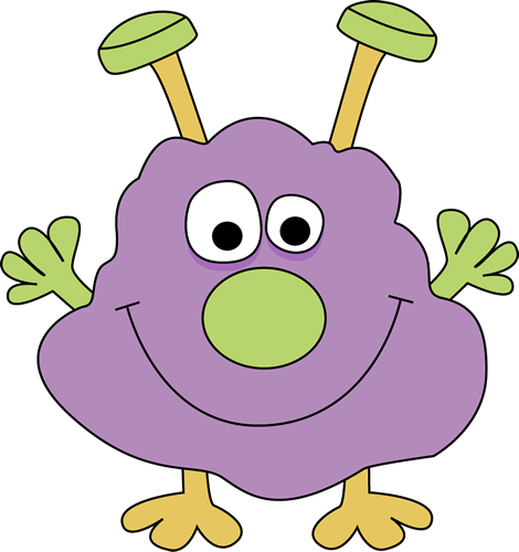Monster Clip Art - Monster Images