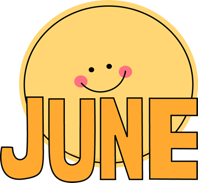 Month of June Sun