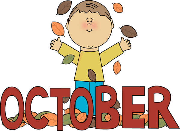 Clip Art October Clipart Free october clip art images month of autumn month