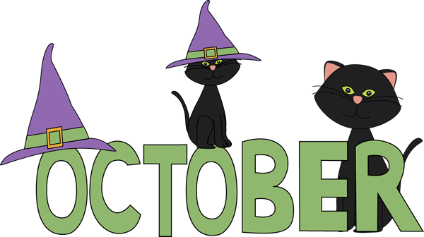 October Black Cats