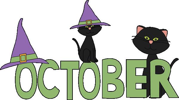 October Black Cats