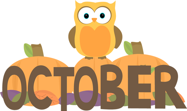 Image result for october clip art