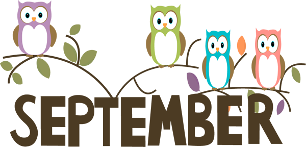 Clip Art September Pictures Clip Art september clip art images month of owls