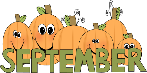 September Pumpkins