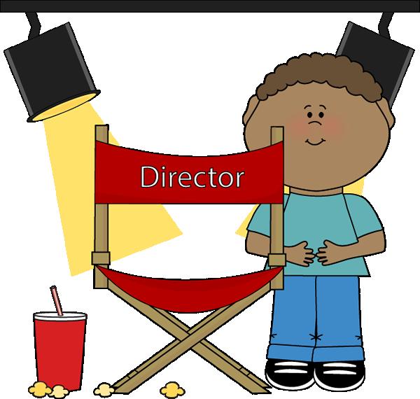 Kid on Movie Set
