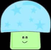 Blue Star Mushroom