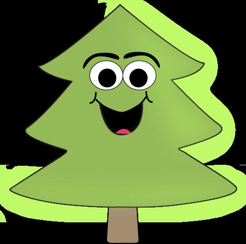 Cartoon Tree