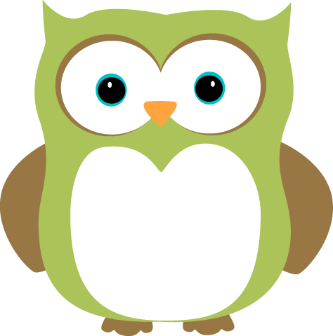 Green and Brown Owl
