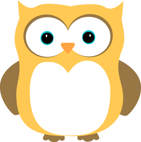 Clip Art Owl Images Clipart owl clip art images yellow and brown owl