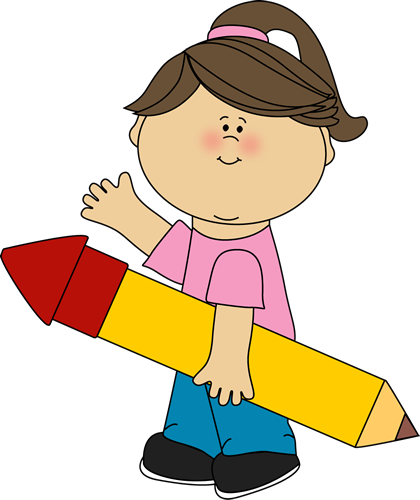 pencil clip art kids pencil images rh mycutegraphics com child clip art black and white child clip art free