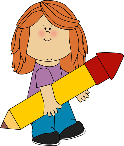pencil clip art kids pencil images rh mycutegraphics com  school kid clipart images