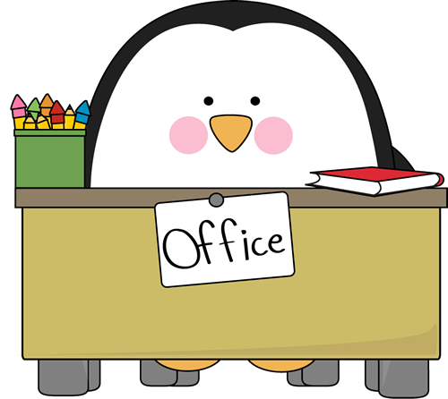 office penguin clip art office penguin image. Black Bedroom Furniture Sets. Home Design Ideas