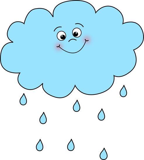 Happy Rain Cloud