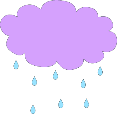 Purple Rain Cloud