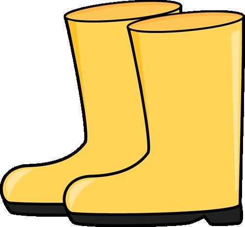 Rain Boots Clip Art - Rain Boots Image