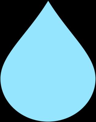 Raindrop Clip Art - Raindrop Image