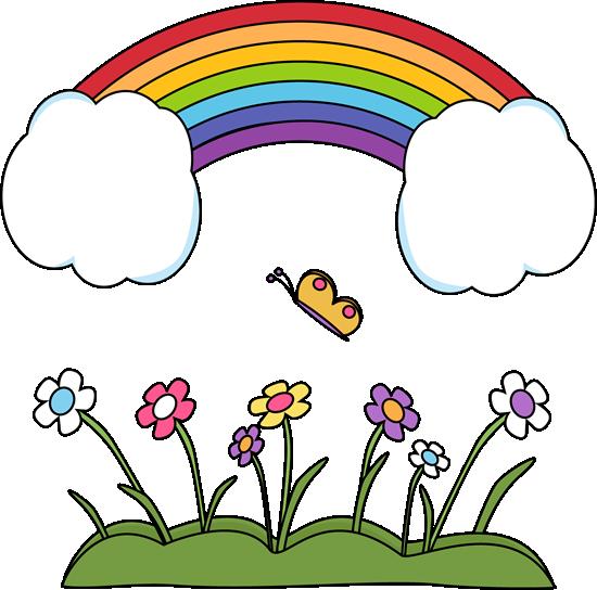 Happy Rainbow Scene