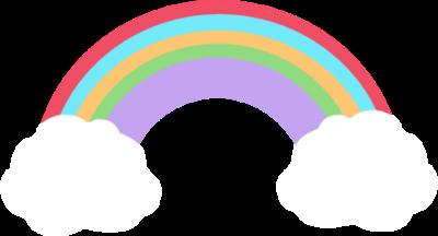 Rainbow Clip Art - Rainbow Images