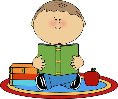 Image result for children reading books clipart