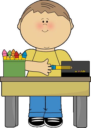 Pencil Monitor Clip Art