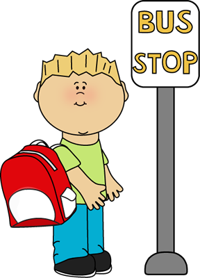 child waiting at bus stop clip art child waiting at bus stop rh mycutegraphics com Magic School Bus Clip Art school bus stop sign clip art