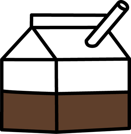 Chocolate School Milk