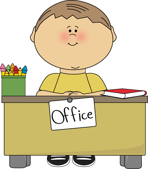 Office Assistant Subsitute Clip Art - Office Assistant ...