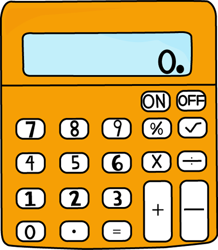 Orange Calculator