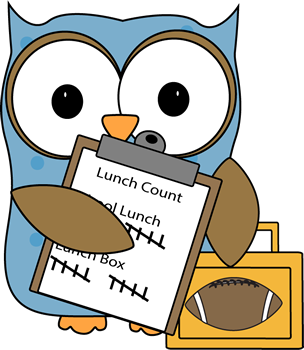Owl Lunch Counter Clip Art