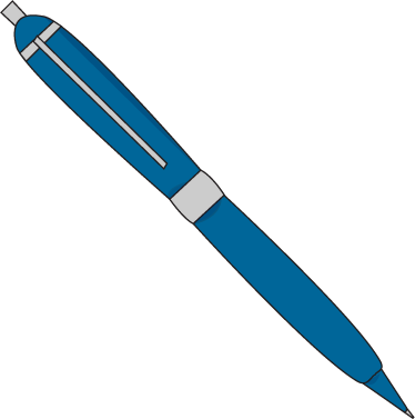 Pen Clip Art - Pen Vector Image