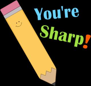 you re sharp