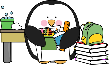 Penguin Classroom Job Clip Art Clip Art - Penguin Classroom Job ...