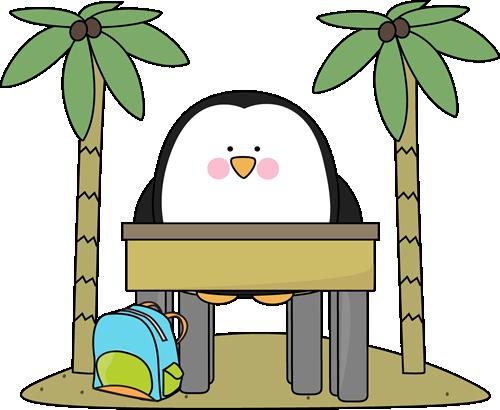 Penguin Classroom Job Vacation