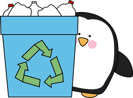 Penguin Classroom Recycler