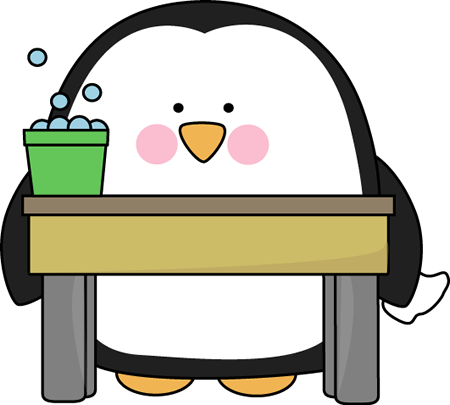 Penguin Table Washer