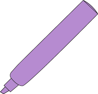 Purple Highlighter