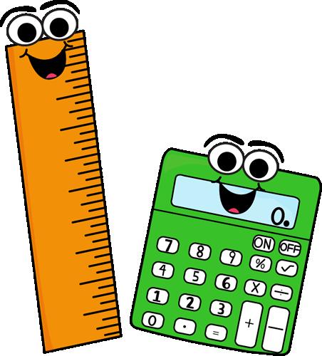 Ruler and Calculator