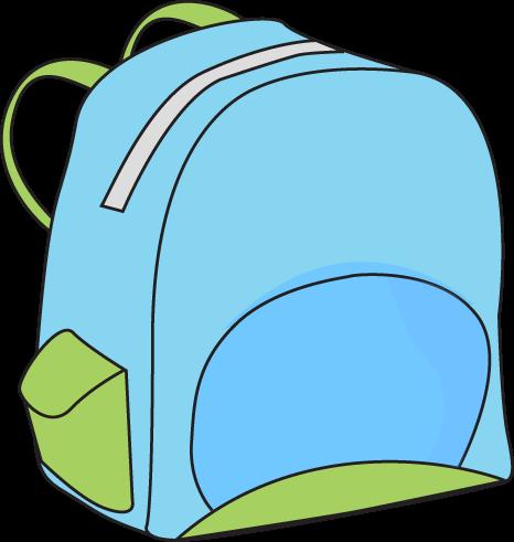 Backpack Clip Art School backpack clip art image