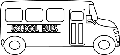 school bus black and white clip art school bus black and