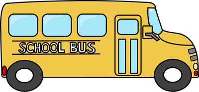 School Bus Side View
