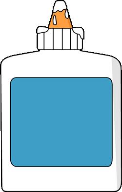 Spilled Glue