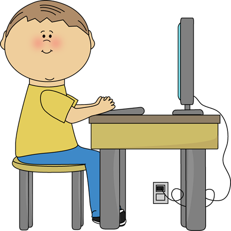 student using computer clip art student using computer vector image rh mycutegraphics com computer clip art free computer clip art software