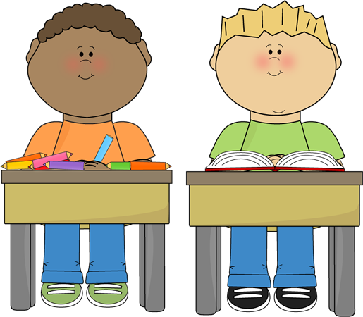 Students Clip Art - Students Vector Image