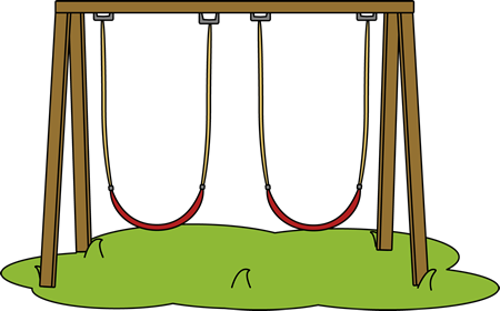 Swingset Clip Art