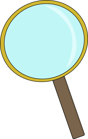 Gold Magnifying Glass