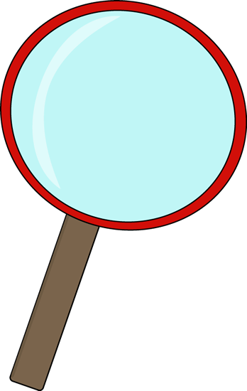 Red Magnifying Glass