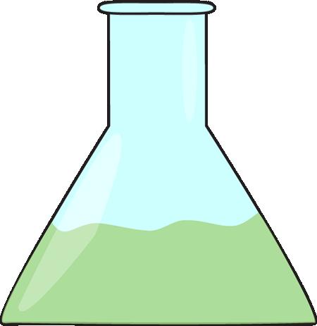 Green Science Beaker